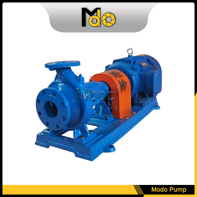 Electric end suction centrifugal water pump factory price