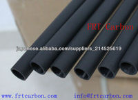 Blade Carbon Fiber clear plastic tubes with lid