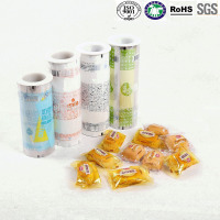 lamination film packing flim Roll film color printing plastic bag making machine price