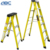 Factory Wholesale Insulation Feature and A Type 7 Step Fiberglass Ladder