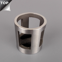 oil equipment parts----cobalt base alloy valve seat inserts,pressure cylinder alloy valve caps