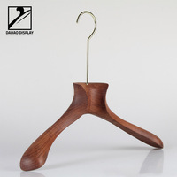 Special Wood Hanger High Luxury Clothes
