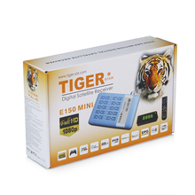 Tiger E150 mini fta software upgrade digital satellite tv receiver