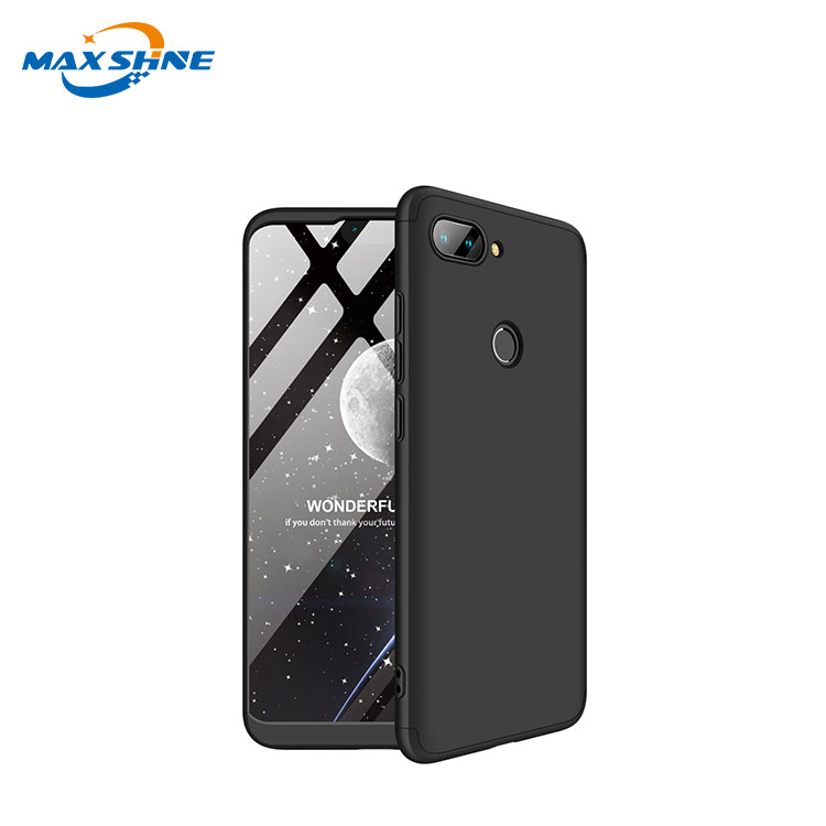 Maxshine Mobile Phone Armor Shock Proof Phone Case For Xiaomi 8 8 Lite Mix 2S