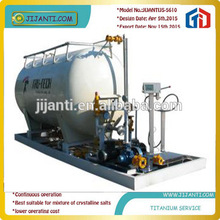 Cooking gas skid Lpg refilling station cooking station