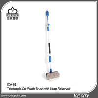 2016 New Design High Quality 1.5M Telescopic Gutter Cleaning Brush With Long Handle