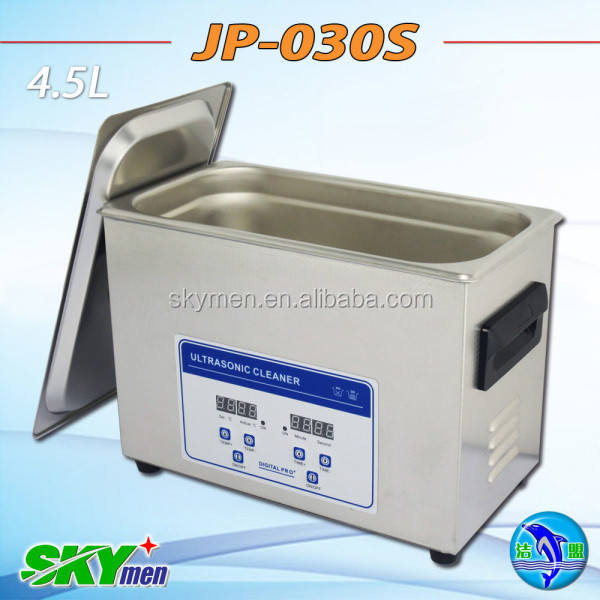 skymen ultrasonic cleaning machine for rubber hose with lcd screen