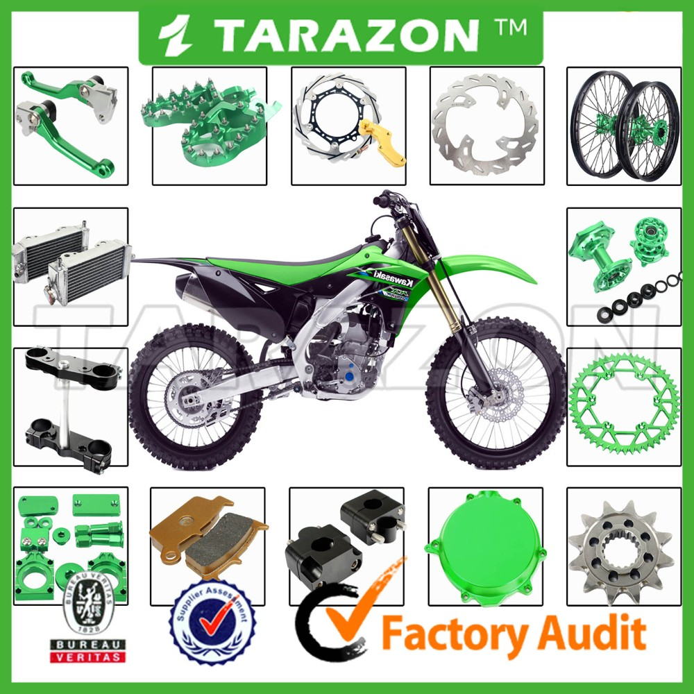 Factory Wholesale Motocross Off Road Dirt Bike Kawasaki Motorcycle Parts