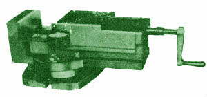 Bench Vice ( Machine Tool and Milling Accessory