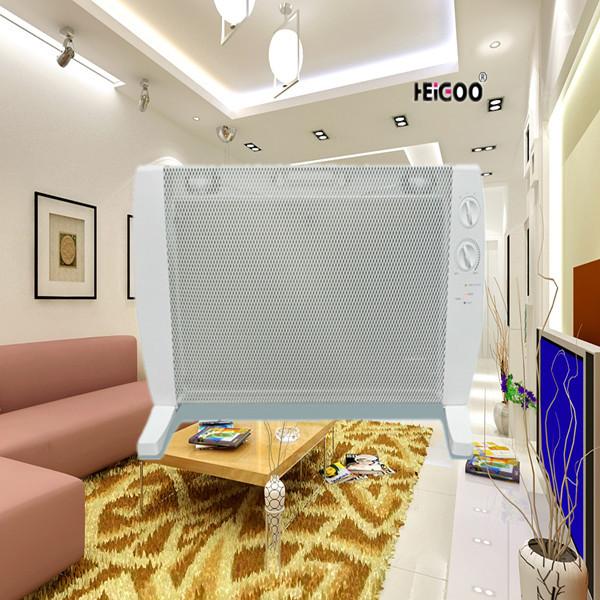 2015 Excellent mica heater safe system tilt over switch