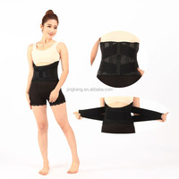 Hot selling Adjustable Slimming Belt as seen on TV, Adjustable Waist Trimmer Belt And Waist Shaper