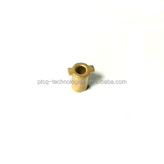 with two ears sintering bronze electric motor bushing
