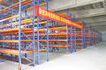 alibaba china warehouse heavy duty pallet racking made in china with steel SS400