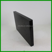 Natural black marble/ stone/granite cutting board or cutting block