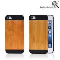 Best price Custom logo wood cases and covers for iphone 5s