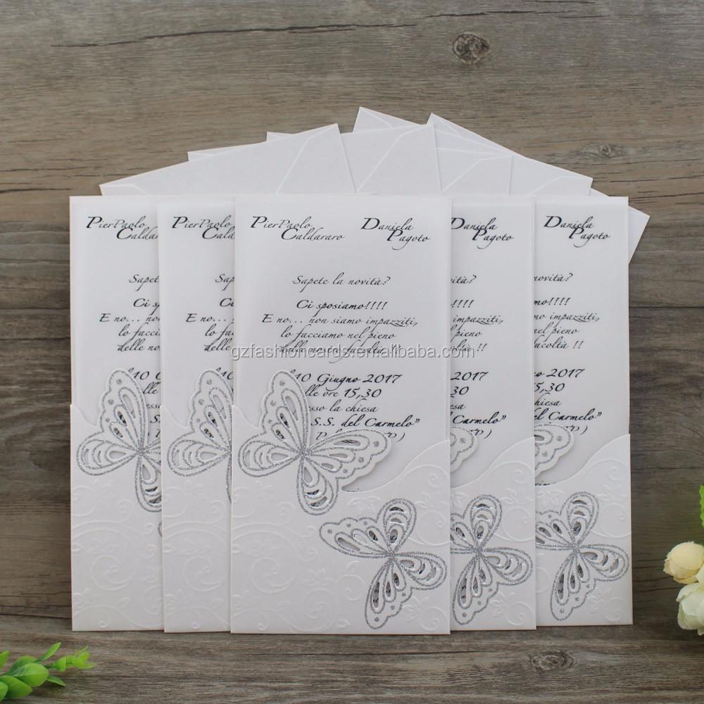 Wholesale wedding invitations beautiful - Online Buy Best wedding ...
