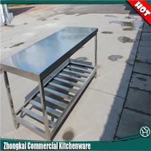 fast food restaurant equipment Heavy Duty Work Bench for restaurant