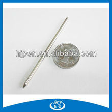 Smooth Writing Metal Pen Refill, Mini Ball Pen Refill