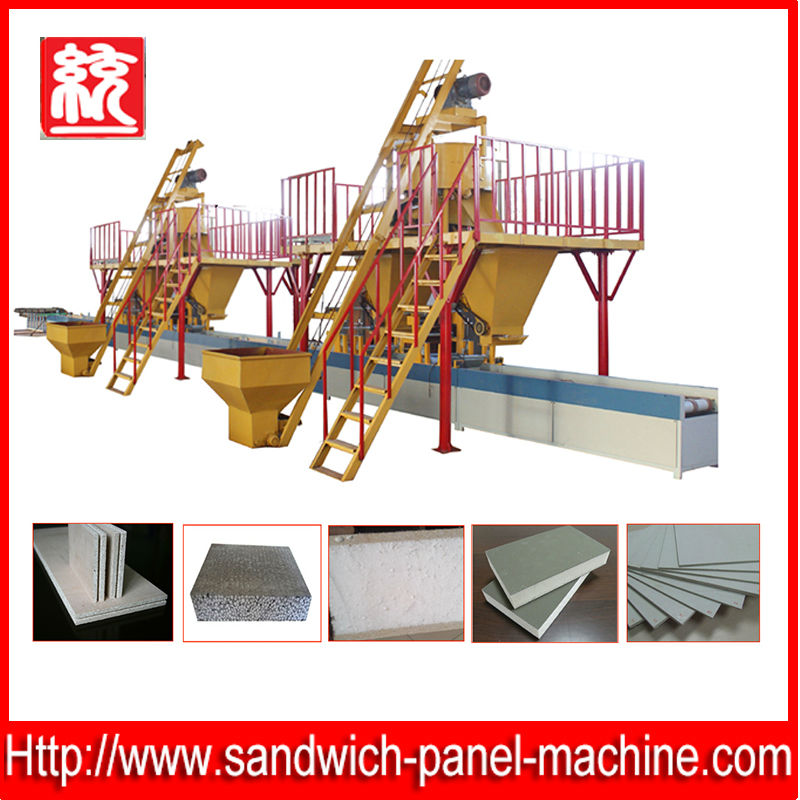 Good Quality Plasterboard Production Line/Gypsum Board Making Machine