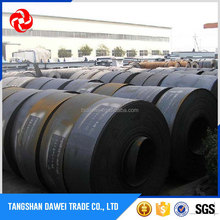 SPCC SPHC Hot Rolled Cold Rolled Steel Coils 1219mm for making tube