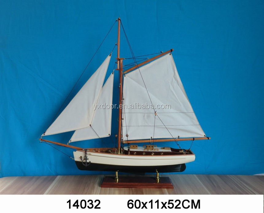 classic SAILING ship model, world champion, handcraft, wood material, 2 different size for sale