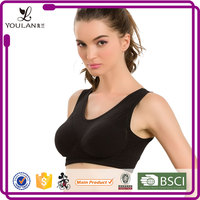 TOP Grade Sexy Undergarments For Ladies Thermal Cotton Bra