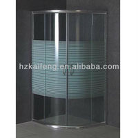 Custom Size Glass Shower Cubicle At Low Price