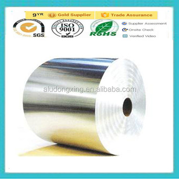 Aluminum Battery Foil