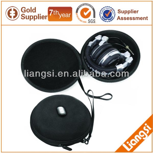 Protection Carrying Hard Case for headphone,Bag for Studio Headphone,headphone Hard shell case