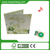 voice recordable greeting card Module