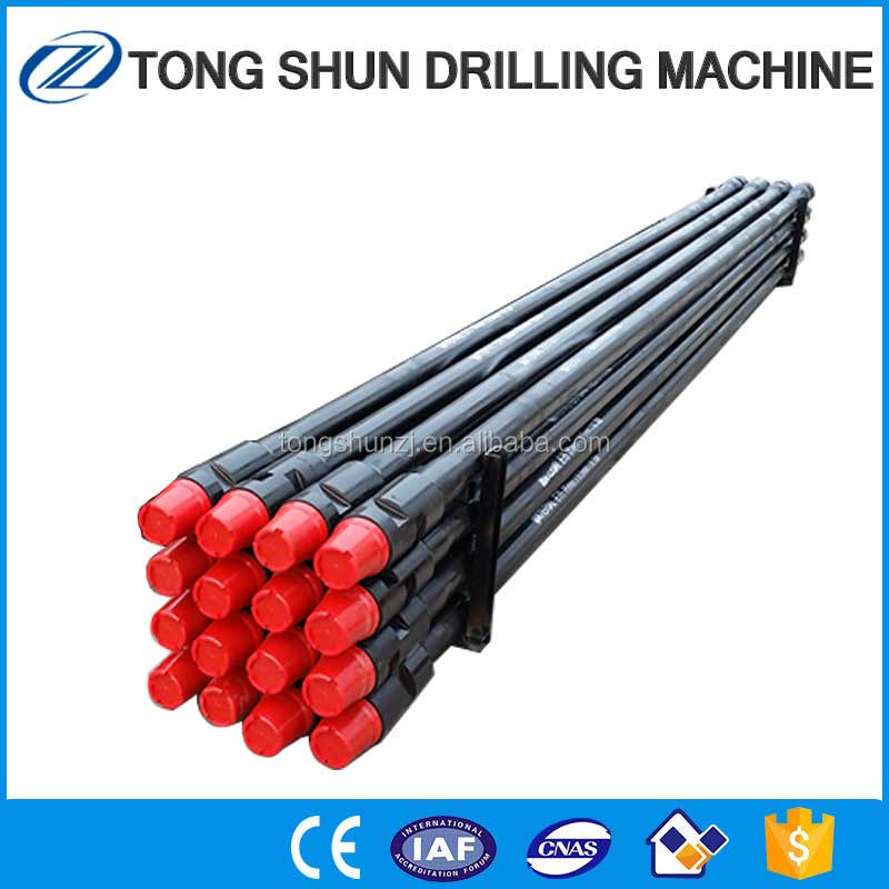 Carbon seamless stell material API drill pipe used for well drilling