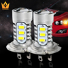 12V led fog light 15 SMD 5730 h7 led fog light with high power