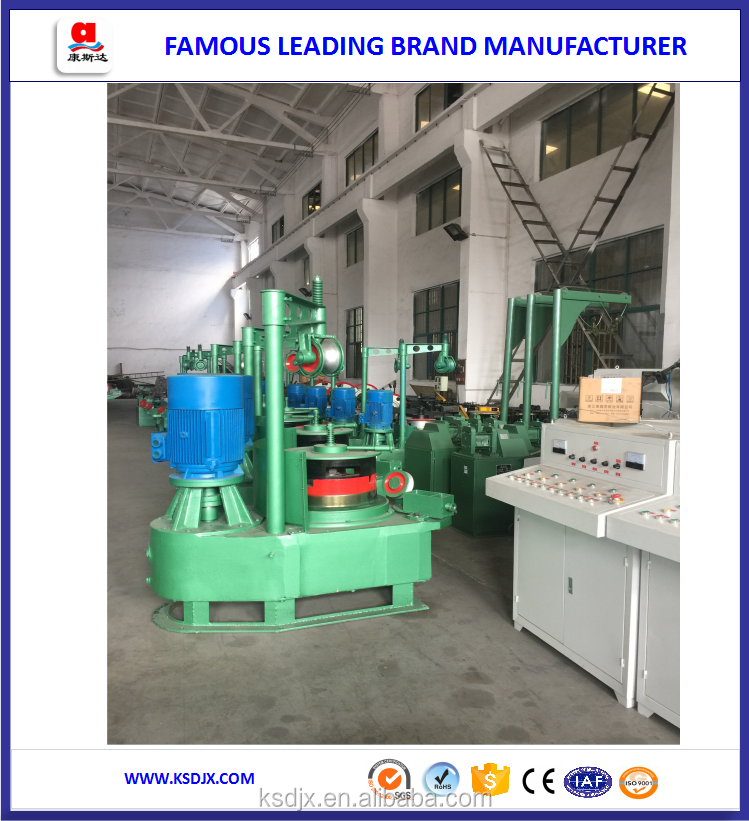LW6/560 Pulley type Wire Drawing machine for copper cable wire making
