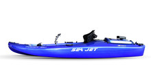 powerful Motorised jet fishing canoe for sale