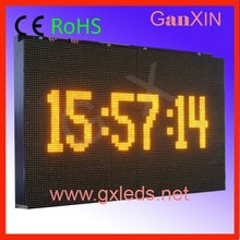 ali express high brightness multi-function software control alphanumeric flexible slim led display