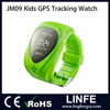 JM09 Kids Smart Watch Phone with GPS +GSM Children Smart Watch Android&IOS Anti Lost Good as Q60/Q50