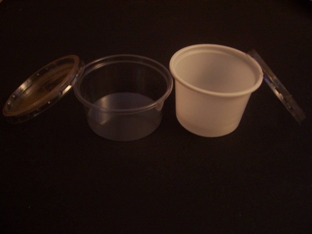 PP DISPOSABLE PLASTIC SAUCE CUPS ARCPLAST LTD