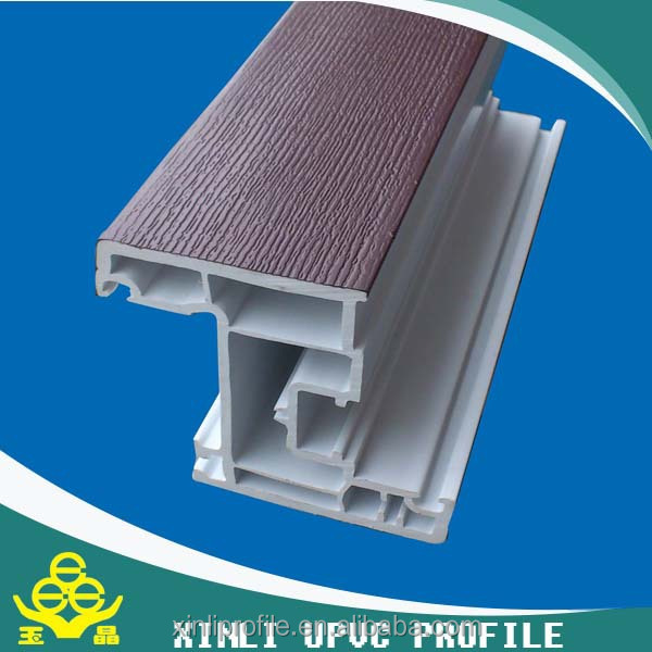 window and door upvc profiles -60 inward sash