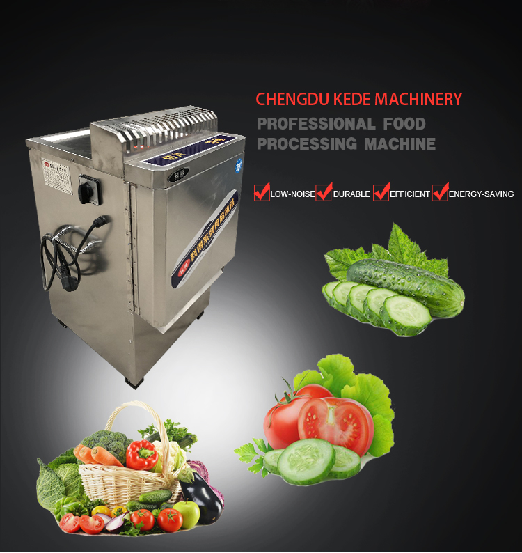 vegetable cutting machine vegetable processing
