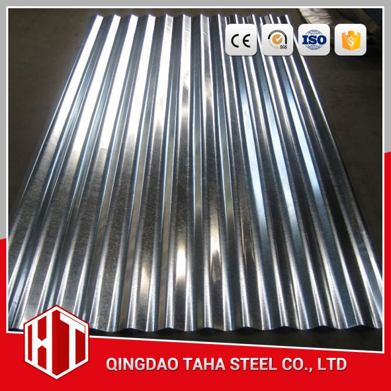 23 Gi Corrugated Steel Roofing Sheet
