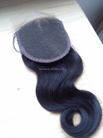 Factory Price Best Quality Unprocessed Mink Hair Pieces for Top of Head