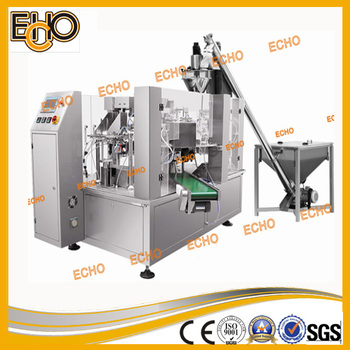 Coffee Powder Filling & Sealing Machine