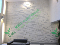 Interior wall board floor board environmental friendly building material