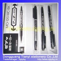 Double head Marker pen paint marker pen ceramic marker pen