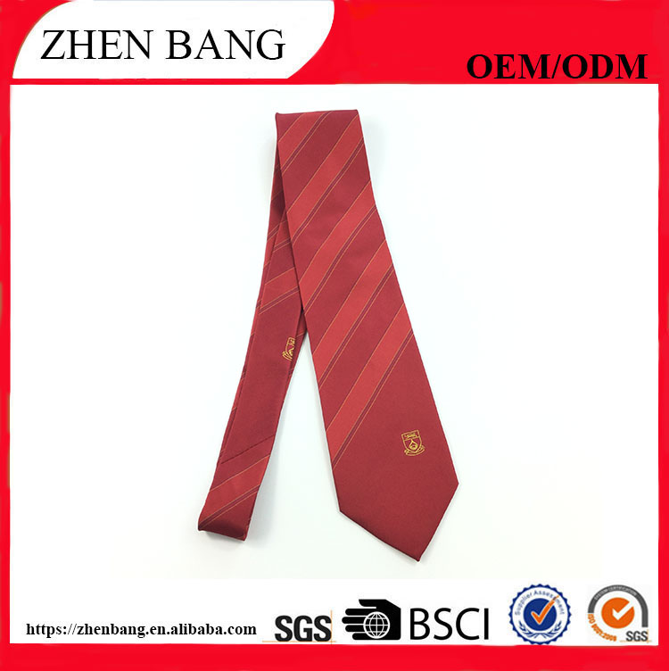 Factory Custom Hand Made High Quality Men Silk Ties