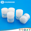 Cylinder silica gel desiccant canister for herbal supplements bottling