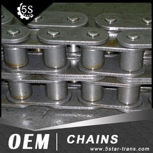 B series double Roller chain with straight side plates