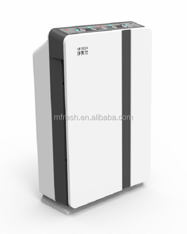 china supplier glade air freshener Mfresh 5334E hepa air purifier for room and public space use