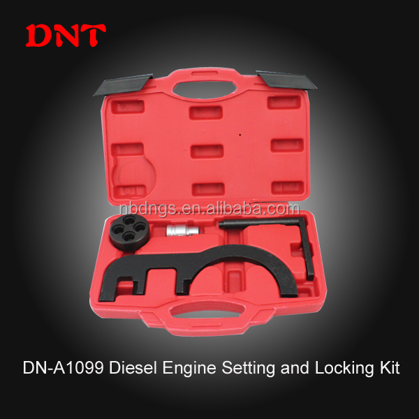 High quality Diesel Engine Setting and Locking Kit for auto repair tools/tool cabinets