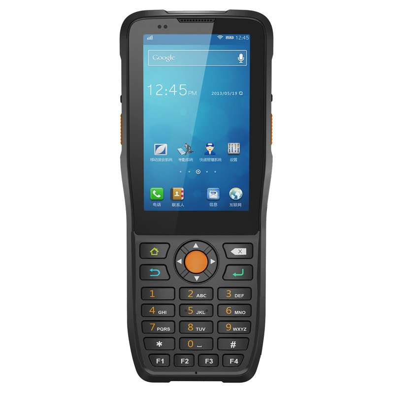 rugged 4g best 3.5 inch android pda waterproof antishock smartphone